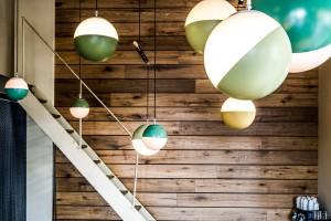 Sesión fotografía de arquitectura interiorismo del restaurante Altuntun. Cliente: Valseco