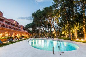 Fotografía de arquitectura e interiorismo del Hotel Intur Bonaire en Benicasim. Cliente: Agencia WAM Cliente final: Intur Hoteles