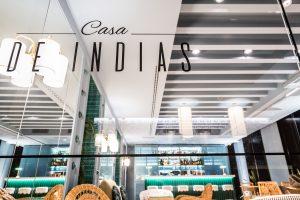Fotografía de arquitectura e interiorismo del Hotel Intur Casa de Indias en Sevilla. Cliente: Agencia WAM Cliente final: Intur Hoteles