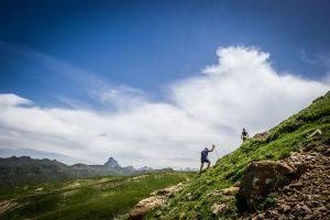 Reportaje de trailrunning del Pirineos FIT. Macizo de Aspe